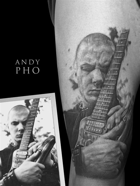 phil anselmo tattoos phil anselmo