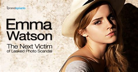 celebrity pictures leaked is emma watson the next victim of celebrity leaked photo