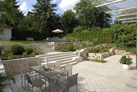 Terrasse Neu by Terrassen Bauen Und Gestalten Frank Dahl Gartenkontor