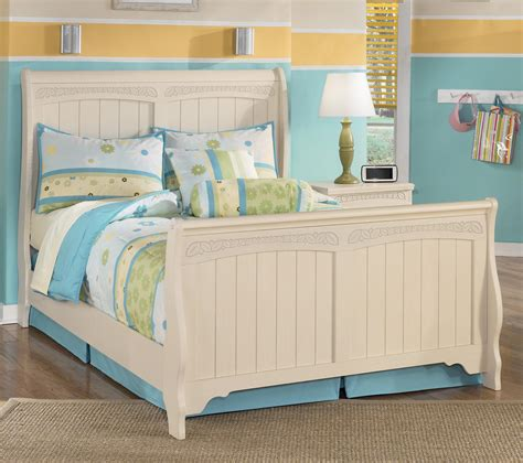 ashley furniture cottage retreat bedroom set ashley signature design cottage retreat full sleigh bed