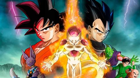 latest dragon ball z movie cracks all time anime box