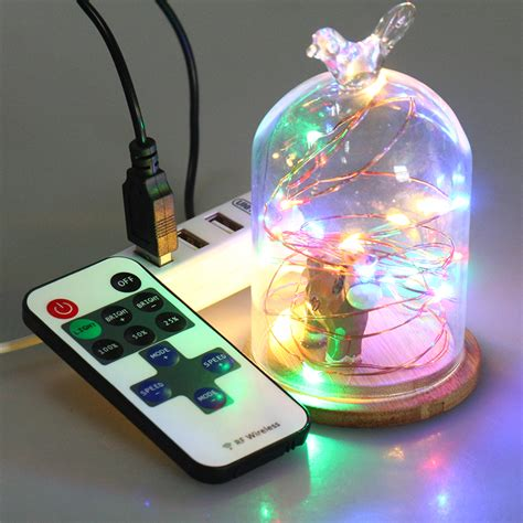 Mini Usb Remote Control String Lights Free Sle Is Remote String Lights
