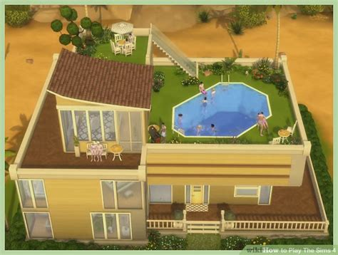 sims 3 how to buy a house how to play the sims 4 11 steps with pictures wikihow