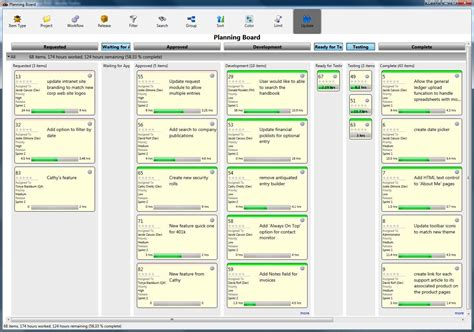 the ultimate scrum planning board dev blog by axosoft
