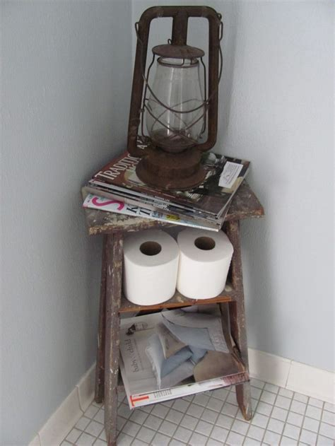 Bathroom Magazine Storage 1000 Ideas About Primitive Bathrooms On Pinterest Primitive Bathroom Decor Bathroom And