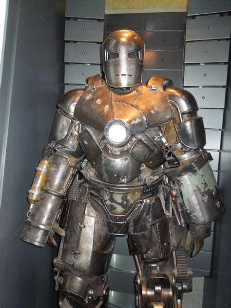 hollywood costumes props iron man mark suit