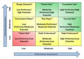succession planning talent management template development at the top use the 9 box to develop talent