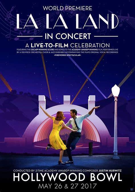 Plakat La La Land by La La Land In Concert World Tour Soundtrackfest