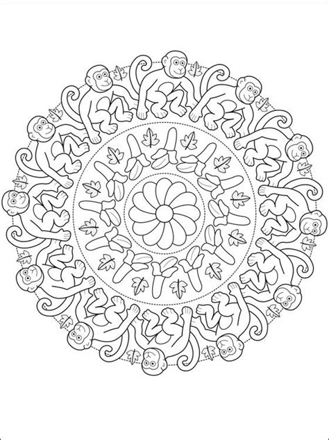 spiritual mandala coloring pages pinterest the world s catalog of ideas