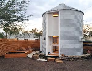 silo homes mid century grain silo transformed into a gorgeous