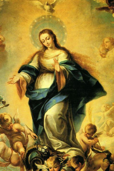 imagen de la virgen maria mas grande del mundo inmaculada concepci 243 n de la virgen mar 237 a rel
