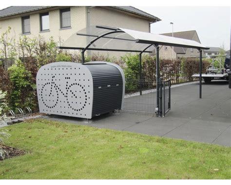 fahrrad garage fahrradgarage velo boxx logo mit st 228 nder f 252 r 3 fahrr 228 der