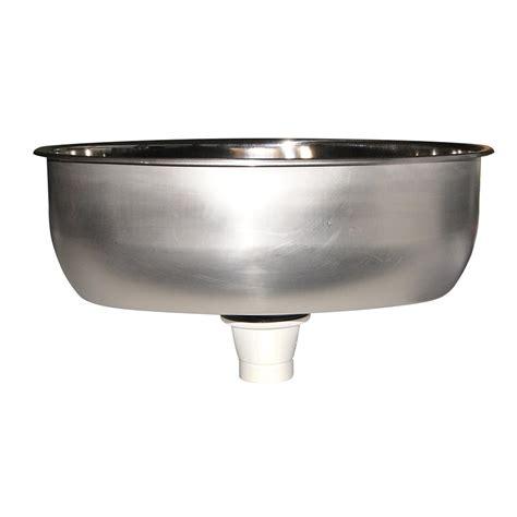 lavello acciaio inox lavello ovale in acciaio inox lavelli tribordo