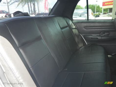 Back Seat by 2003 Ford Crown Interceptor Rear Seat
