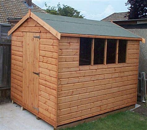 Shiplap Sheds For Sale Apex Sheds In Essex K S Sheds Ltd