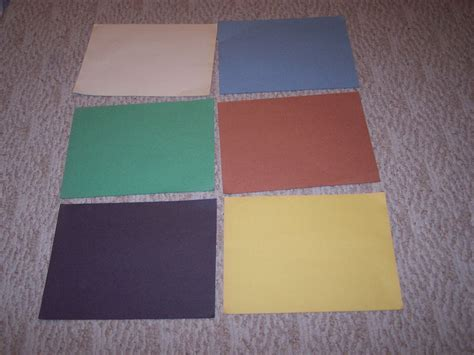 Construction paper - Wikipedia A-paper