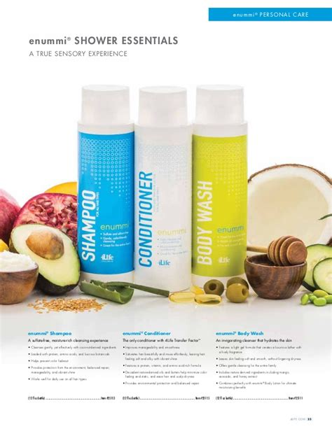 4life Detox Ingredients by 4life Product Catalog Fall 2016