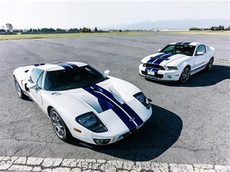 Cobra 6 Vs Auto by Comparativa Ford Mustang Shelby Gt500 Vs Ford Gt