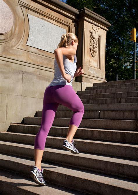 the stair climbing cardio workout climb away 150 calories