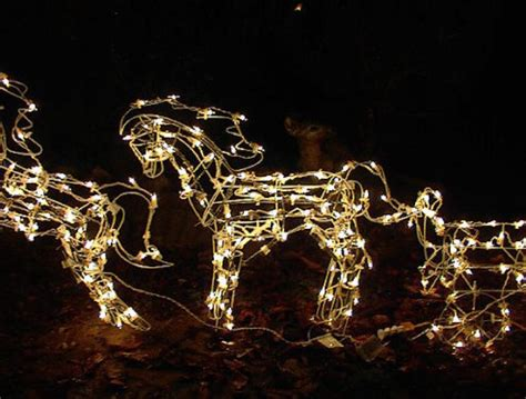 lighted christmas horse and carriage large lighted two horses carriage yard sculpture indoor outdoor ebay
