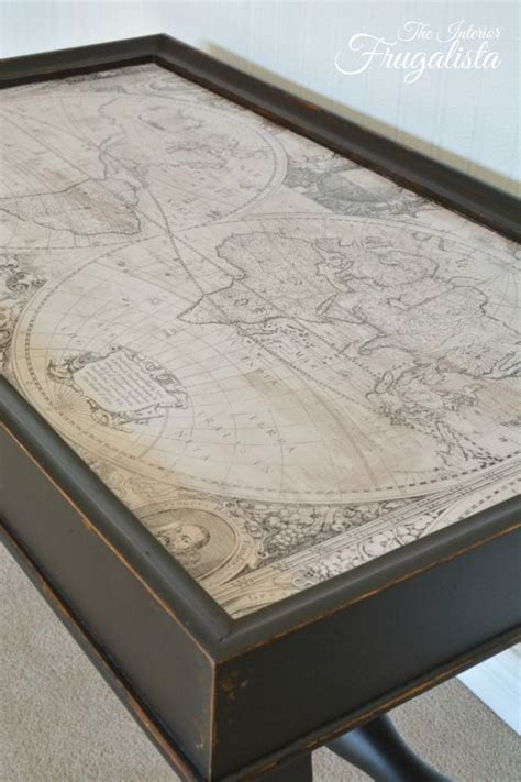 decoupage glass table top best 20 decoupage coffee table ideas on