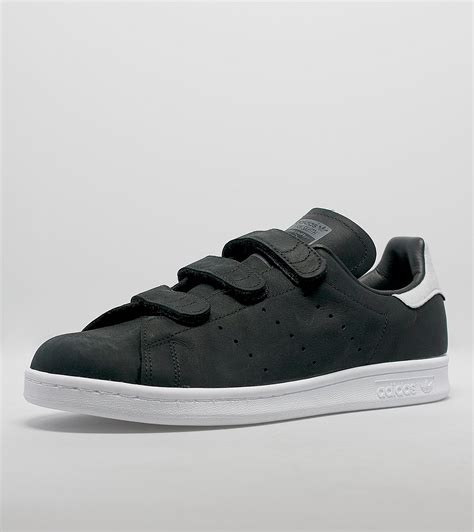 cf retro half black adidas originals stan smith cf black white vintage adidas