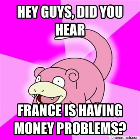 Meme Generator Slowpoke - slowpoke french revolution