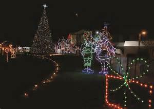 more than 95k visit illuminated holiday displays