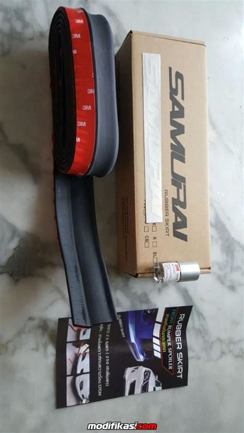 Harga Lip Semua Merk jual red blue black carbon samurai ducktail samurai