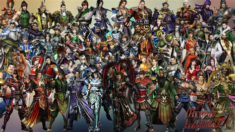 kaos dynasty warrior 7 dynasty warriors 7 characters by shangshan3 on deviantart
