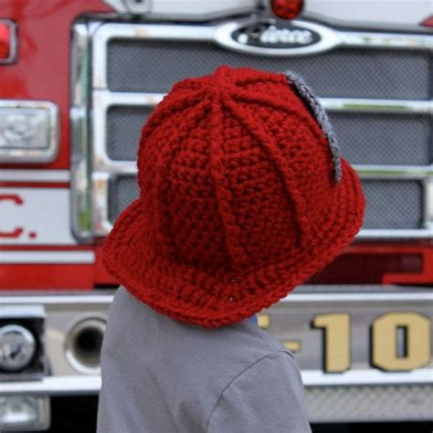 knitted fireman hat pattern 33 best safty images on