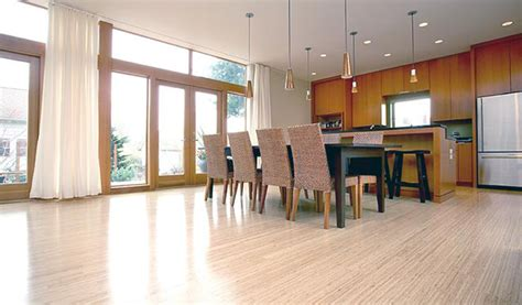 light colored bamboo flooring a bamboo flooring review the pros and cons