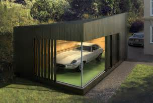 Ecospace introduce a new line of luxury autospace garages diseno art