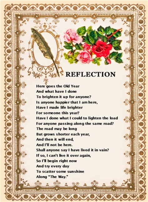 new year reflections poem 28 images in search of the