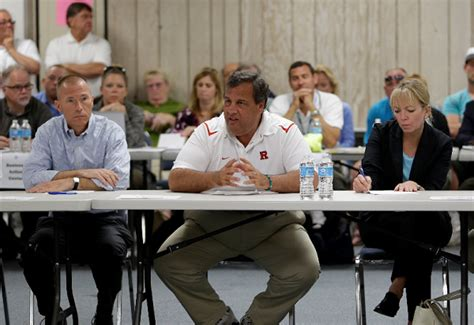 christie resumes town halls the save jersey