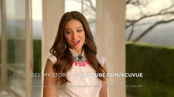 acuvue tv commercial featuring shay mitchell ispot.tv