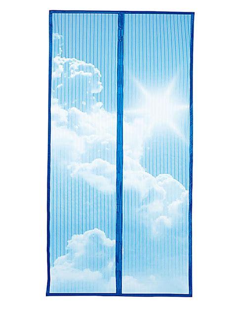 Moskito Vorhang moskito vorhang magic klick mit himmelsmotiv weltbild ch