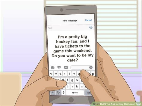 how to a to ask to go outside how to ask a out text 11 steps with pictures wikihow