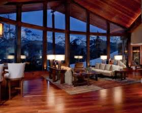 Mountain Homes Interiors Mountain Cabin Interiors Studio Design Gallery Best Design
