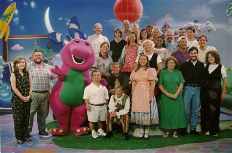 Mr 7 Yea Come Read With Me barney cast pictures to pin on pinsdaddy