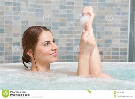 hot in bathroom hot bath stock photo image of beauty lifestyle massage