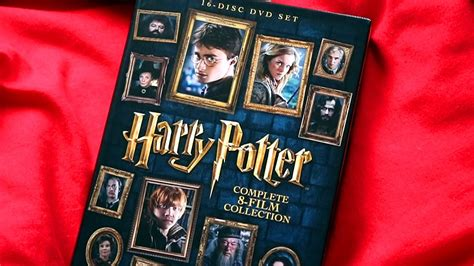 Dvd Harry Potter Collection harry potter complete 8 collection 2016 dvd