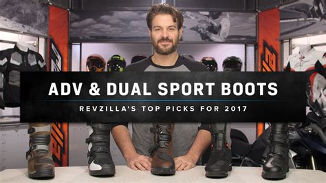 best sport motorcycle boots best dual sport adventure motorcycle boots 2017 at