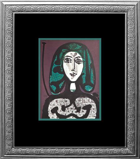 original picasso paintings value 1973 original lithograph pablo picasso