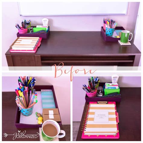 monogrammed desk accessories britt ford monogrammed desk set review giveaway