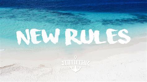 download lagu dua lipa download lagu dua lipa new rules lyrics lyric video