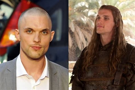 ed actor game of thrones ed skrein from game of thrones can act and rap tv news