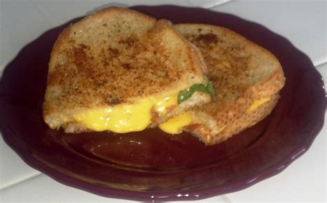 the best grilled cheese sandwich recipe ever