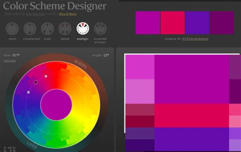 color scheme maker 55 css tools for designers and developers designer mag