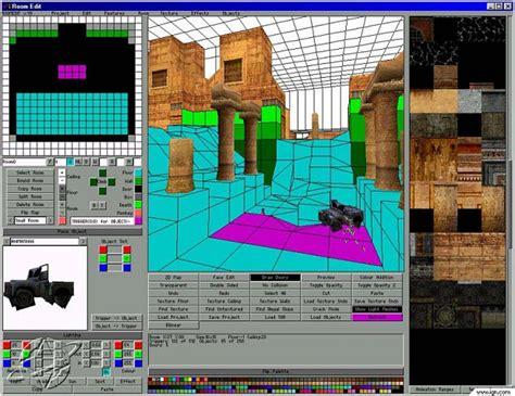 game design level editor tomb raider level editor pic image mod db